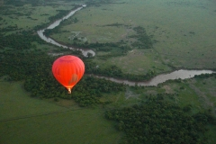 Balloon Ride, Masai Mara