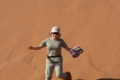 DUNE BUNNY, NAMIBIA