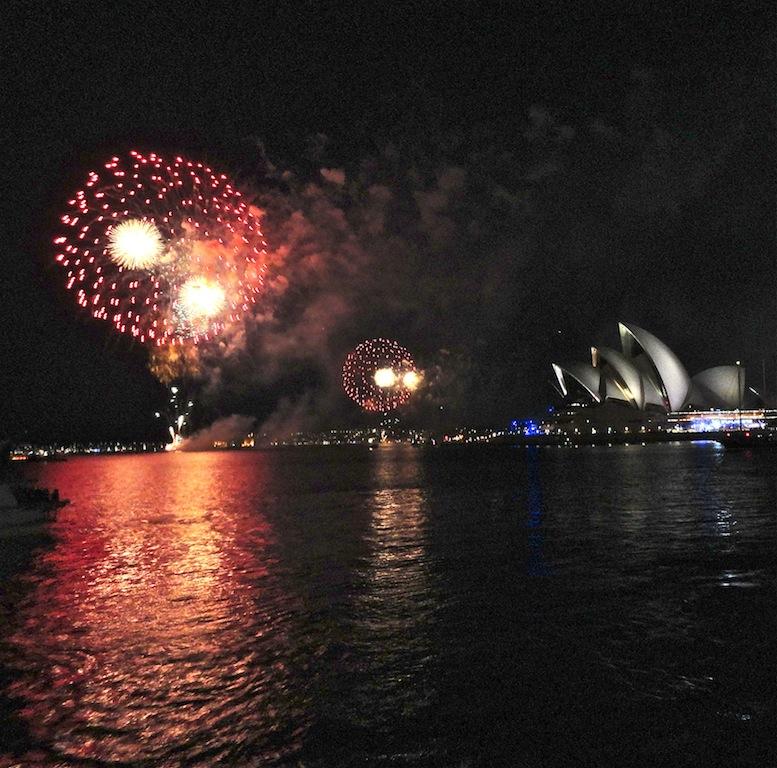 Sydney New Years Eve 2011