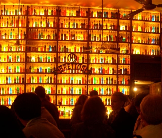 Back bar, Athens
